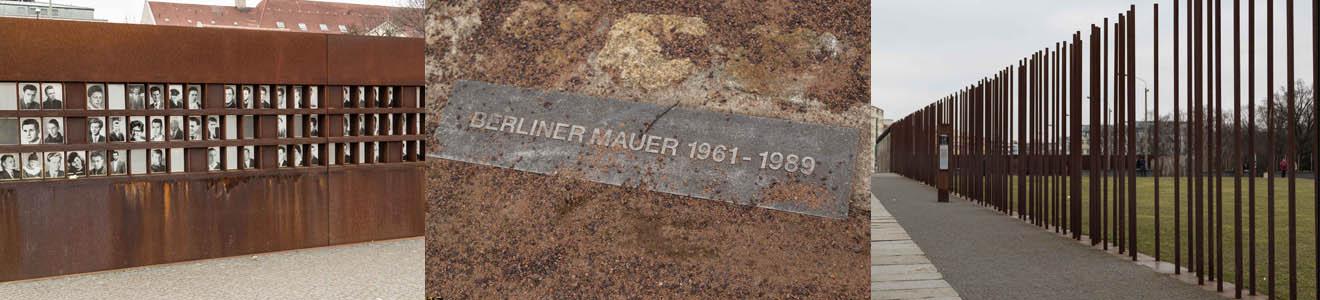 Bernauer Straße – Berliner Mauer (Bezirk Mitte)