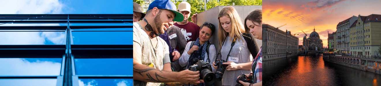 """Fotografie-Workshop """"Grundlagen"""" von und mit Benjamin Jaworskyj"""