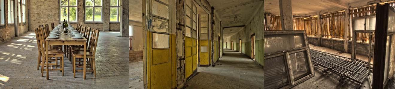 """Fotografie-Workshop """"Lost Places"""" von und mit Benjamin Jaworskyj"""