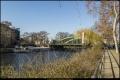 Blick auf die Schlossbrücke (Bezirk Charlottenburg-Wilmersdorf)