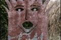 Mahnmal 'Wir haben Gesichter' für Vergewaltigungsopfer - Viktoriapark (Bezirk Friedrichshain-Kreuzberg)