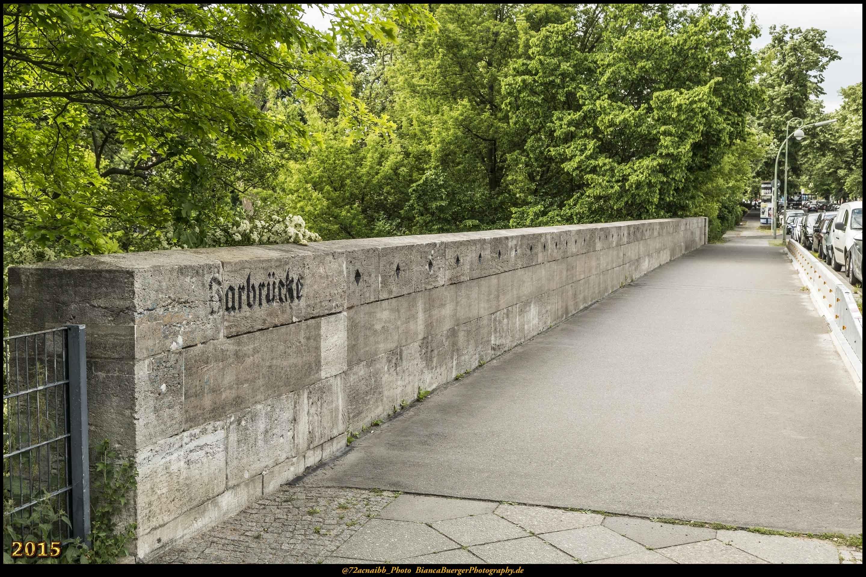 Barbrücke - Volkspark Wilmersdorf