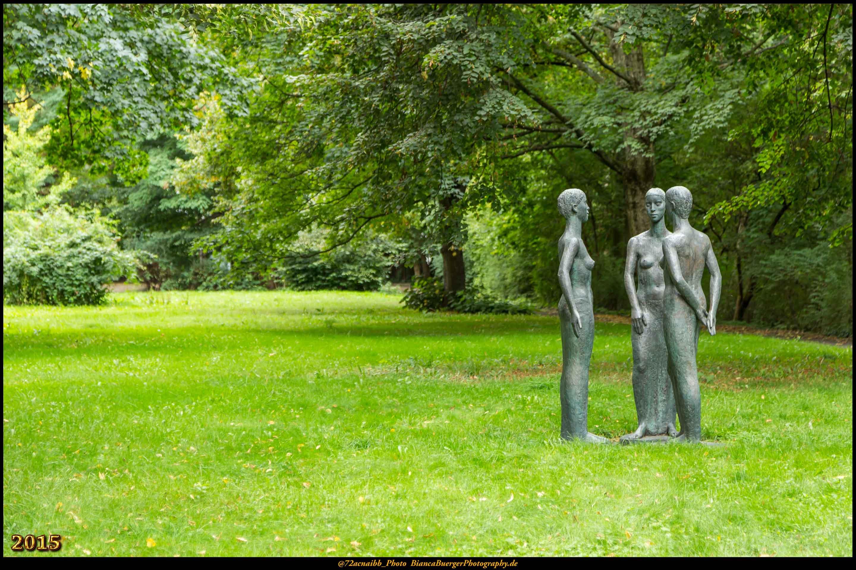 3 Frauen Skulptur (Bezirk Pankow)